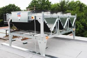 Microchannel-rooftop